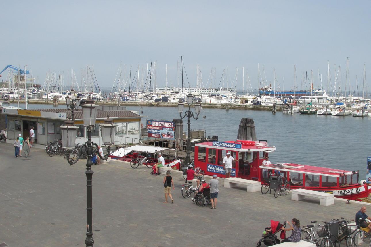 Výletní lodě Chioggia